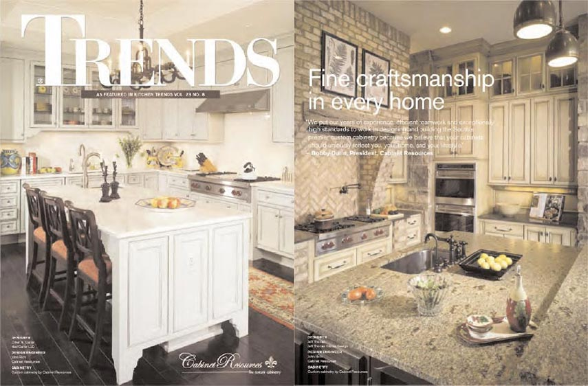 ... Kitchen And Bath Issue, Featured Cabinet Resources Cabinetry In A  Kitchen Design By Jeff Thomas Of Jeff Thomas Design And Westye Groupu0027s  Display Of Wolf ...
